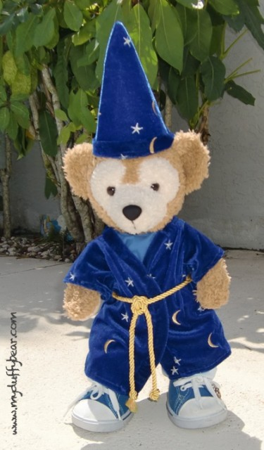 Duffy's Cool Wizard Outfit!