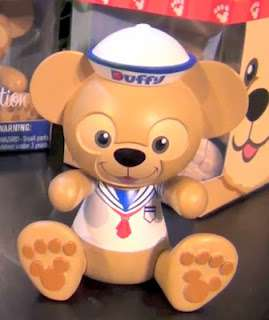 Vinylmation Duffy the Disney Bear dressed in Sailor Suit