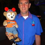 Duffy the Disney Bear with Legacy Award Winner