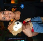 Duffy the Disney Bear with Legacy Award Winner Animal Kingdom