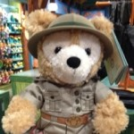 Duffy the Disney Bear Safari Outfit