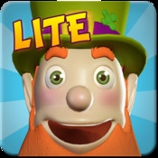 Talking Woody the Leprechaun iPhone App - Free Version